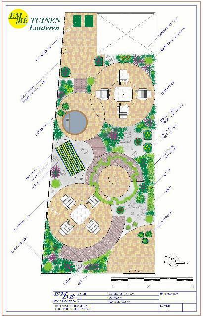 Tuin ontwerpen for Ontwerp voortuin met parkeerplaats